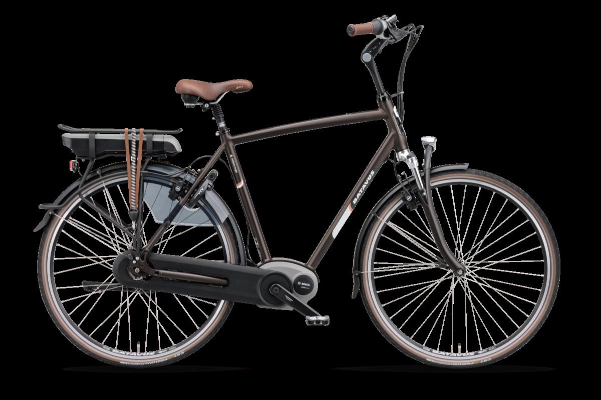 gewichtsverlies met elektrische fiets