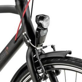 Betrouwbare naafdynamo en luxe Aerflow koplamp