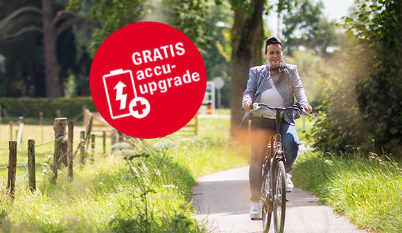 Gratis accu upgrade