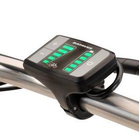Elektrische fiets met E-motion technologie