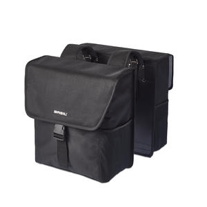 17654 Basil Go Double bag solid black (1)