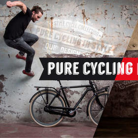 Pure cycling in style