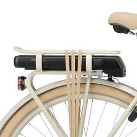 Trendy fiets met het gemak van een e-bike