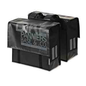 17549 Basil Transport Double bag
