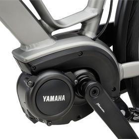 Betrouwbare en krachtige Yamaha middenmotor